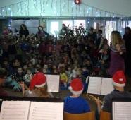 Mali Božićni koncert u DV Zeko Slatina