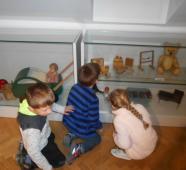 Točkice posjeta Muzeju
